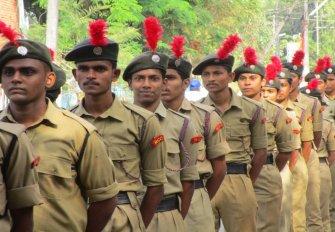 National Cadet Corps (N C C) Registration